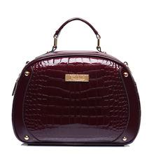 Nuova borsa di alta qualità delle donne borse messenger coccodrillo borse crossbody per le donne di lusso borse del progettista del sacchetto di spalla di cuoio(China (Mainland))