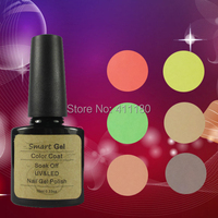 Free Shipping New arrival 343 fashion colors vintage look Soak off UV LED Nail Gel Polish 4pcs/lot(You Choose 4 Colors)