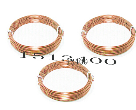 wire 1mm Bare Wire Coil 5m DIY Copper Wire ** watch watches aliexpress jewelry findings wire cords rope(China (Mainland))