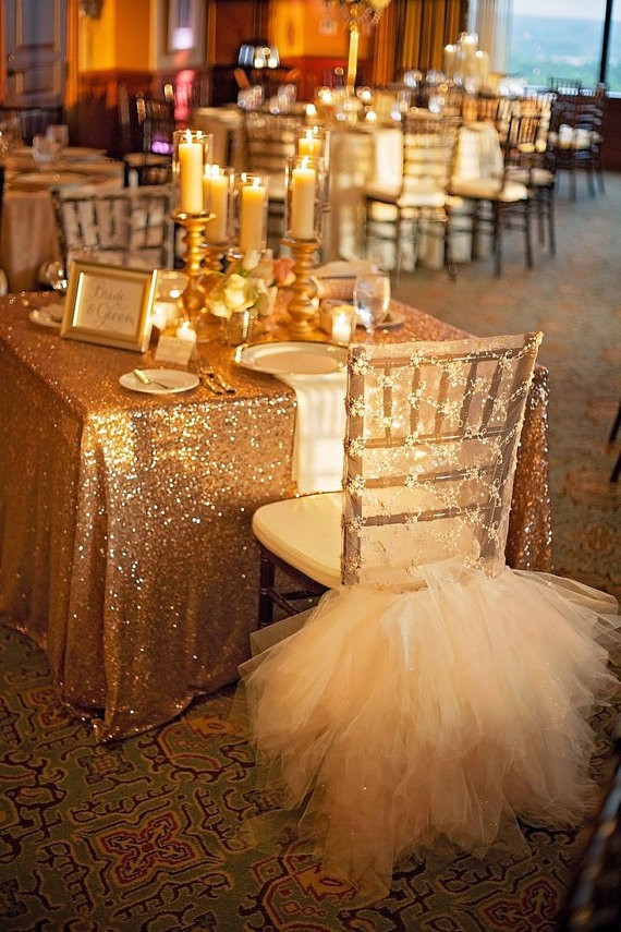 Make your wedding sparkle Sequin Tablecloth Glamorous fashion Decor shinny,gold tableclothes,1.8m*1.8m(China (Mainland))