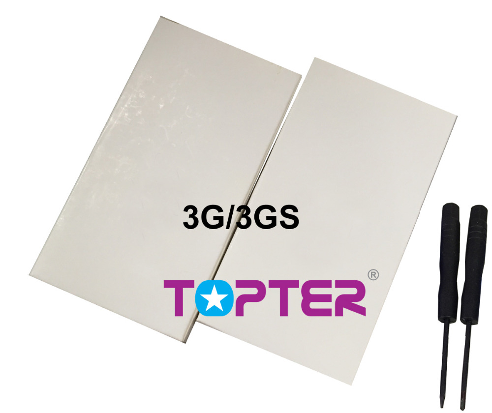 for iphone 3g 3gs battery for iphone 3S 3GS repair parts battery build-in Li-ion battery(China (Mainland))