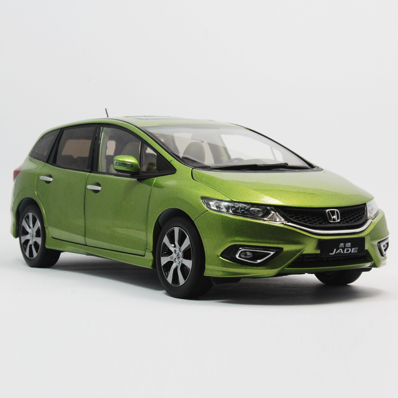 Car Styling 1:18 Die cast Model Brinquedos For JADE RED/GREEN Car Alloy Scale Model Toys Gift Display Collection(China (Mainland))