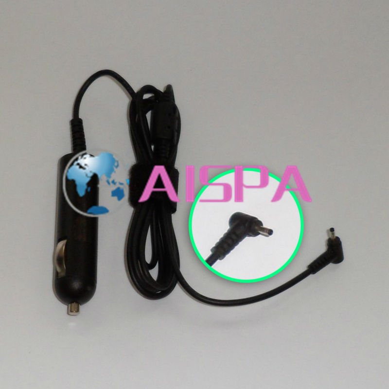 Laptop DC Car Auto Adapter Charger for ASUS Eee PC 1001P 1001PX 1001HA 1001PXB 1001PXD 1001PQD 1001HT 1001PX-EU27-BK(China (Mainland))