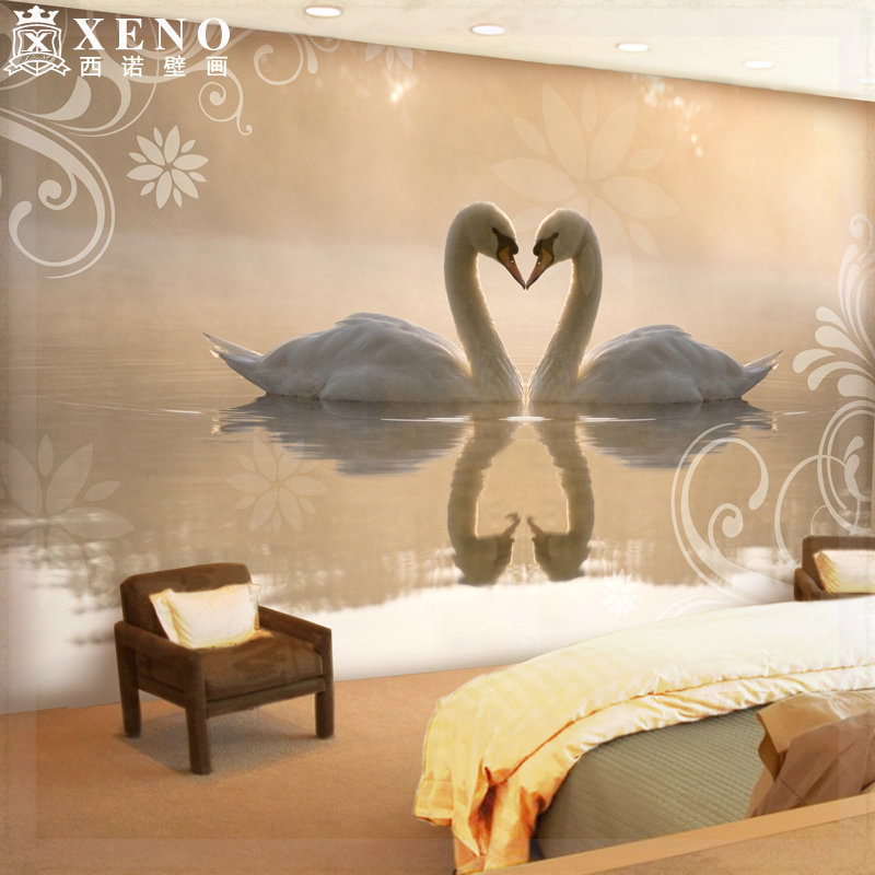 The large mural wallpaper tv sofa background wall for 8 sheet giant wall mural