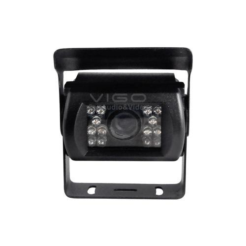Car CCD Rear View Camera Reversing Backup Parking License Plate Rearview Cam Waterproof Night Vision 170 Degree View Angel(Hong Kong)
