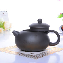 3pcs Teapot purple cup travel tea kung fu tea three sets of tea pot and two