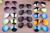 Fashion Vintage Eyeglasses Women & Men mirror Lenses Sunglasses, Cycling Eyewear UV 400 Protection Optical Fashion Sun Glasses