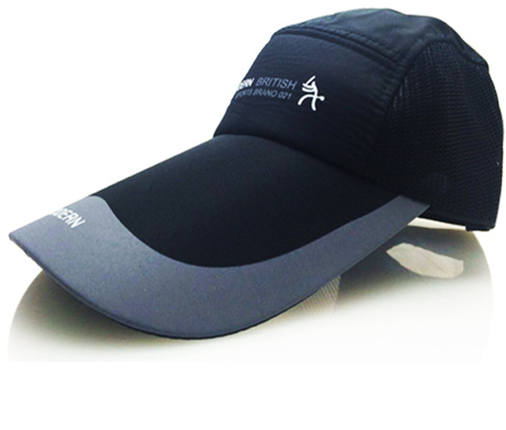 Breathable Fishing Cap And Hat Sunscreen Sport Cap Adjustable Outdoor Leisure Hat