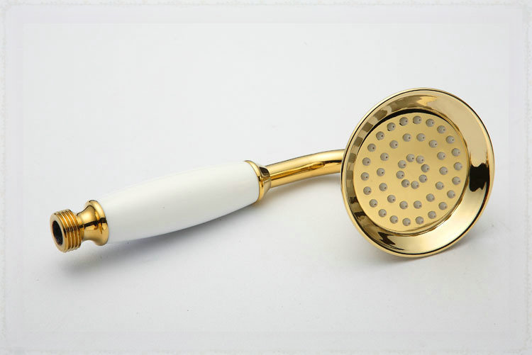 shower head Golden