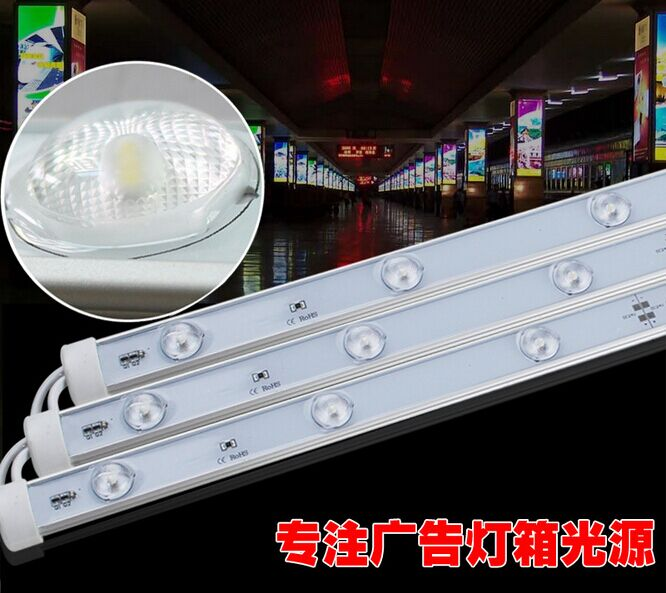 Factory directly 2016 bestsell 100pcs/lot LED Rigid Bar Light 6w 500mm 600lm DC24V IP67 SMD3030 CE,ROHS,DHL Free freight(China (Mainland))