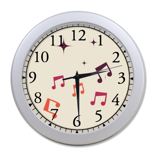 musique horloge murale promotion achetez des musique horloge murale promotionnels sur aliexpress. Black Bedroom Furniture Sets. Home Design Ideas