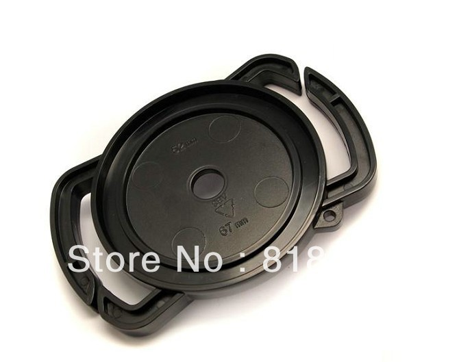 FREE SHIPPING Camera Lens Cap keeper 52mm 58mm 67mm Universal Anti-losing Buckle Holder Keeper(China (Mainland))
