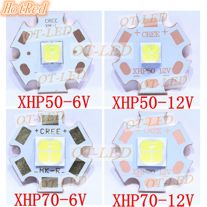 CREE-XHP50-XHP70-6500K-Cool-White-5000K-Neutral-White-3000K-Warm-White-LED-Emitter-6V-12V_