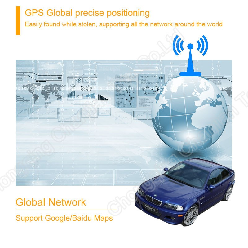 GSM GPRS GPS Tracker For Car 20000mAh Strong Magnet Car GPS Tracker Automobile Remote Monitoring Spy LK209C