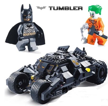 Batman The Tumbler Batmobile Batwing Joker Super Heroes Build Blocks Marvel Set Minifigures Toy Compatible With Lego Decool 7105<br><br>Aliexpress