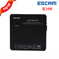ESCAM K104 K108 Onvif 8 Channel 1080P 960P 720P Mini Portable Network Video Recorder NVR Support