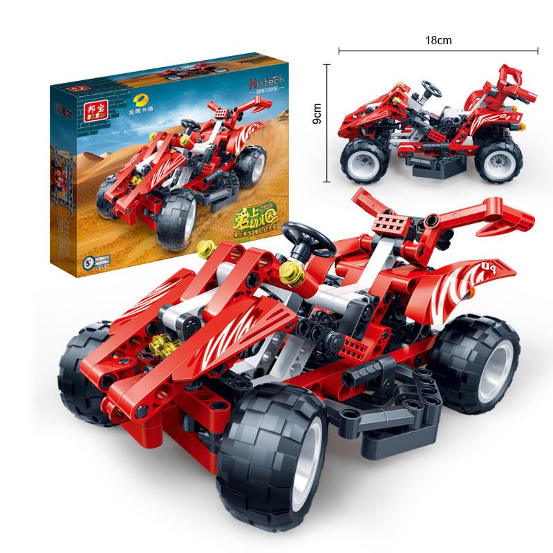 BANBAO Racing model Falcon Fengchi No. Building Block Sets DIY Bricks Toys For Children Legoelieds Technic<br><br>Aliexpress