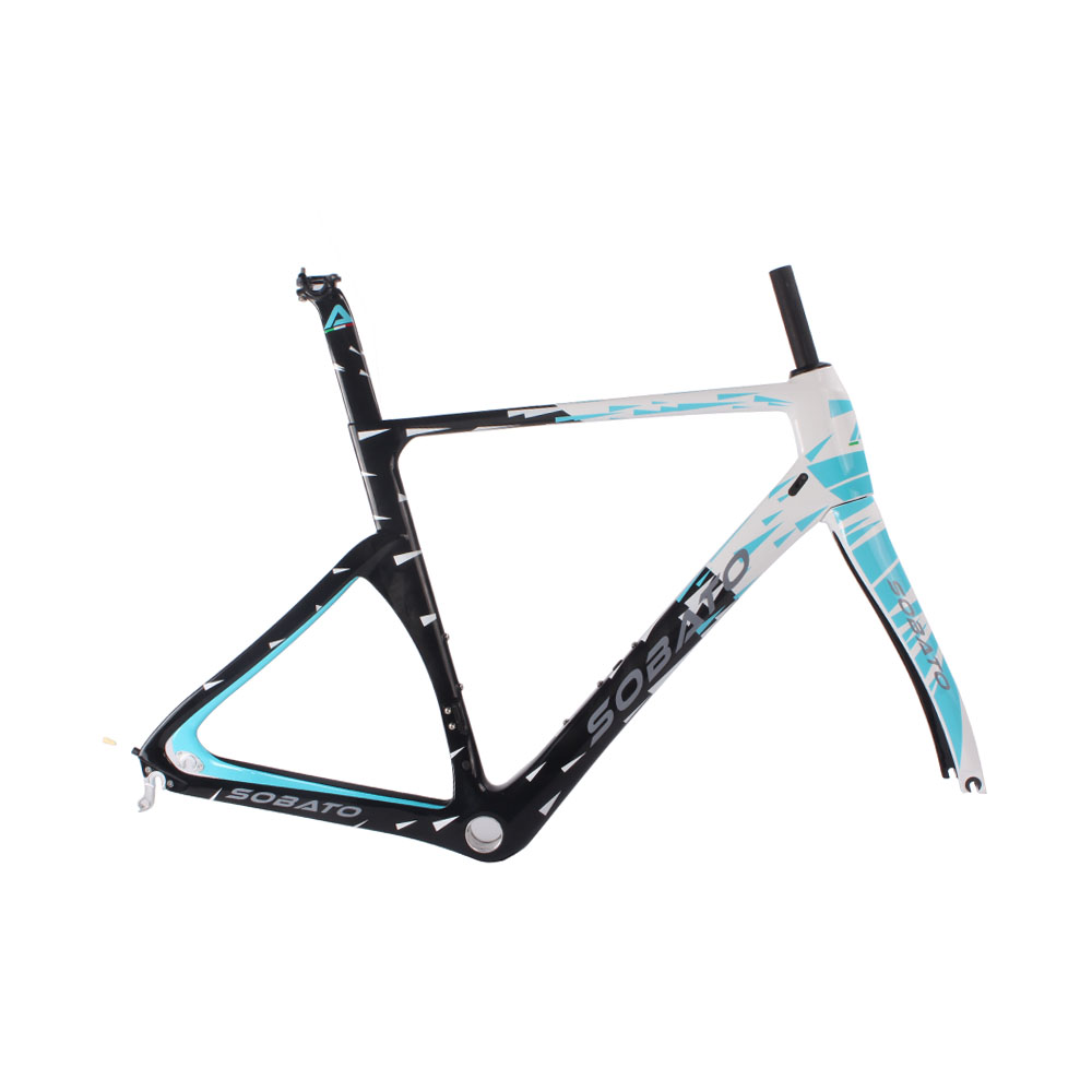 Carbon Bike Frame RAA Carbon Road Bicycle Frame China Bike BB68 BSA BB30 PF30 Warranty Two Years Free Shipping(China (Mainland))
