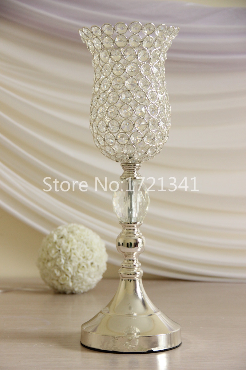 Hot sales metal electroplate silver mermaid vase table