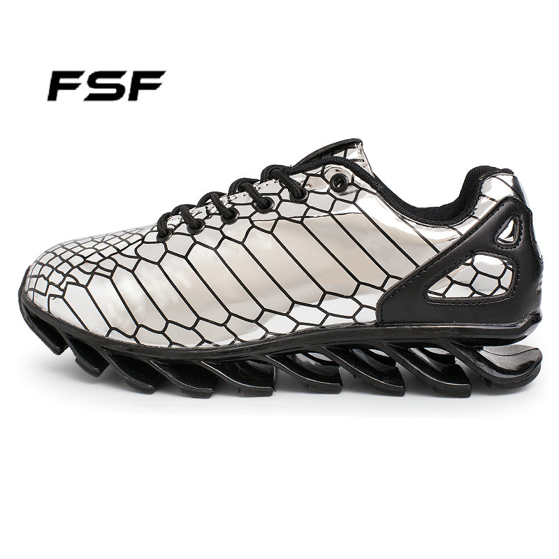 FSF Blade Men Running Shoes with 3 Colors Outdoor Causal Sneaker Men Breathable Quality Cushioning Cool Design Sport Shoes B22(China (Mainland))