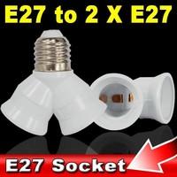 Преобразователь ламп OEM T E27 2 X E27 sockeT KBT000521