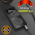 1 8 TFT Screen Black RuiZu X02 HiFi 4G Reproductor Sport Music Mp3 Player FM Recorder