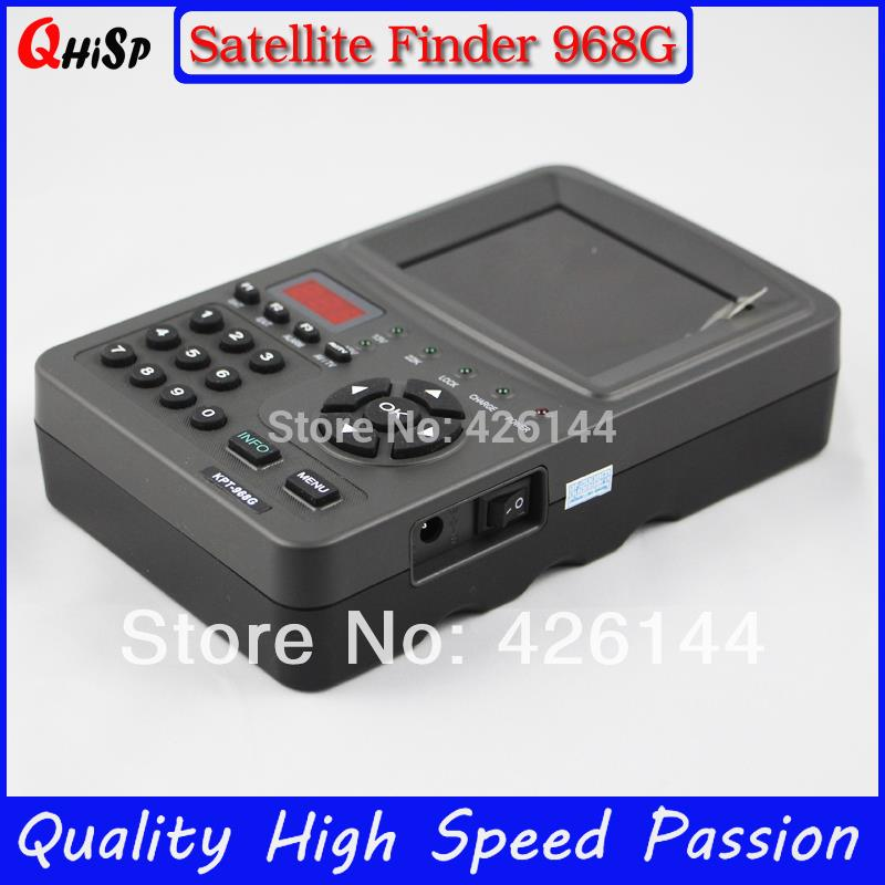 2015 Android Iptv Tv Special Offer Not Free Shipping New Satellite Finder Kpt-968g Surveillance Cctv Cameras Can Be Connected(China (Mainland))