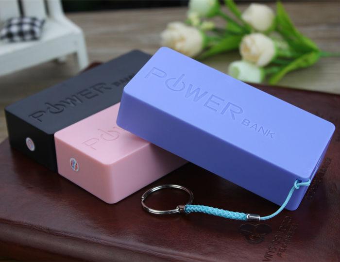 Portable Charge power bank Mobile External Battery powerbank 5600mAh carregador de bateria portatil for all phone Freeshipping