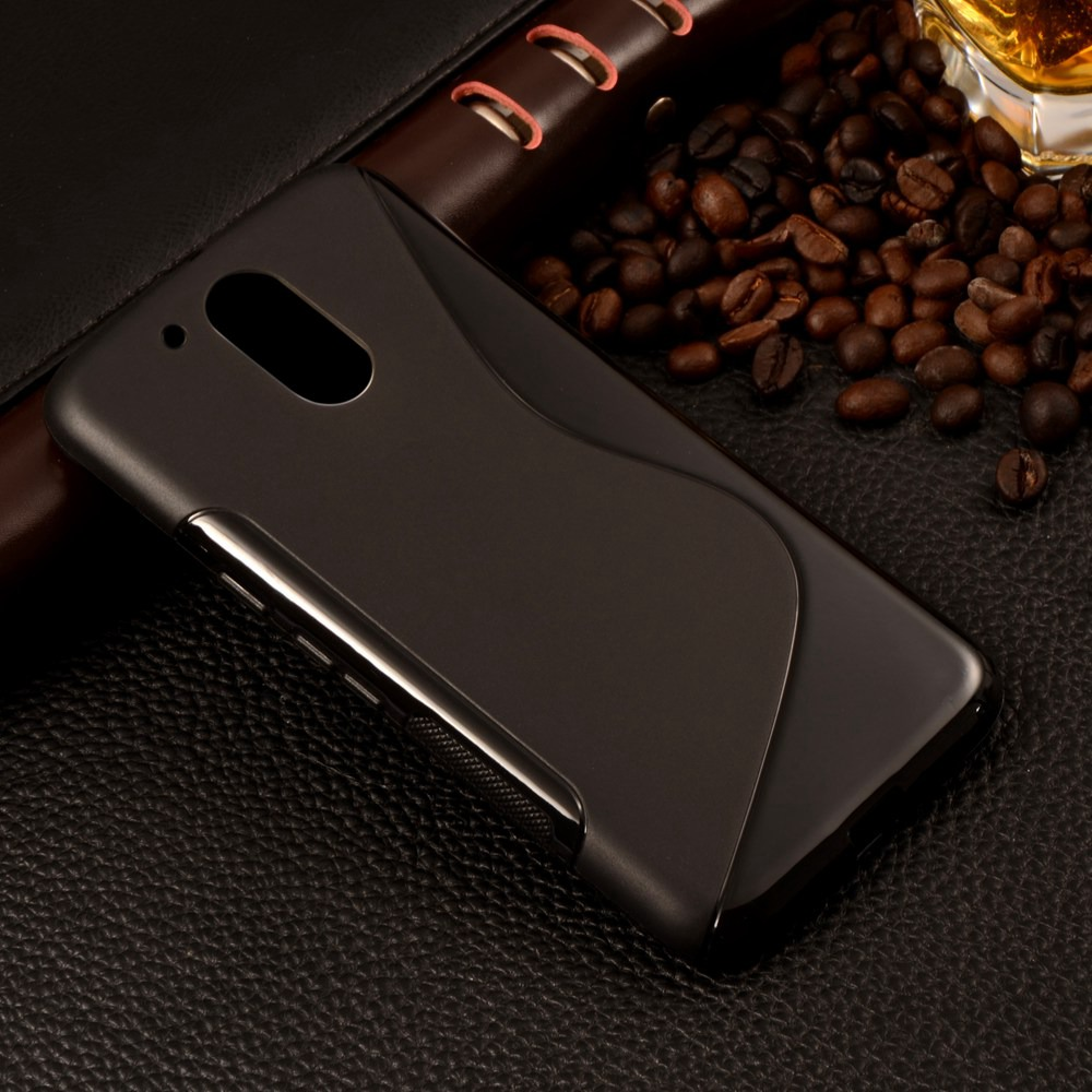 For Moto G4 Plus Fashion S Line Silicone Soft Plastic TPU Cover For Moto G4 Plus Gel Rubber Back Case Mobile Phone Bag Capa(China (Mainland))