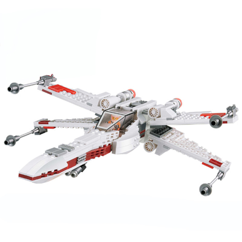 2016 STAR WARS X-Wing Warship Spaceship Starfighter Building Blocks Set Compatible With LEGO STAR WARS Toys Fighter Brick Gift(China (Mainland))