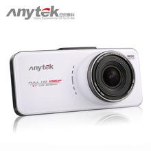 Original Anytek At66 Car DVR 1920x1080P FHD Camera Novatek 96650 Dash Cam Registrar Video Recorder Registrator GPS Tracker WDR(China (Mainland))