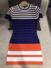 2015 High-end brand desigual women dress,fashion dress designknit dress de festa curto,high quality elegant tassel dress