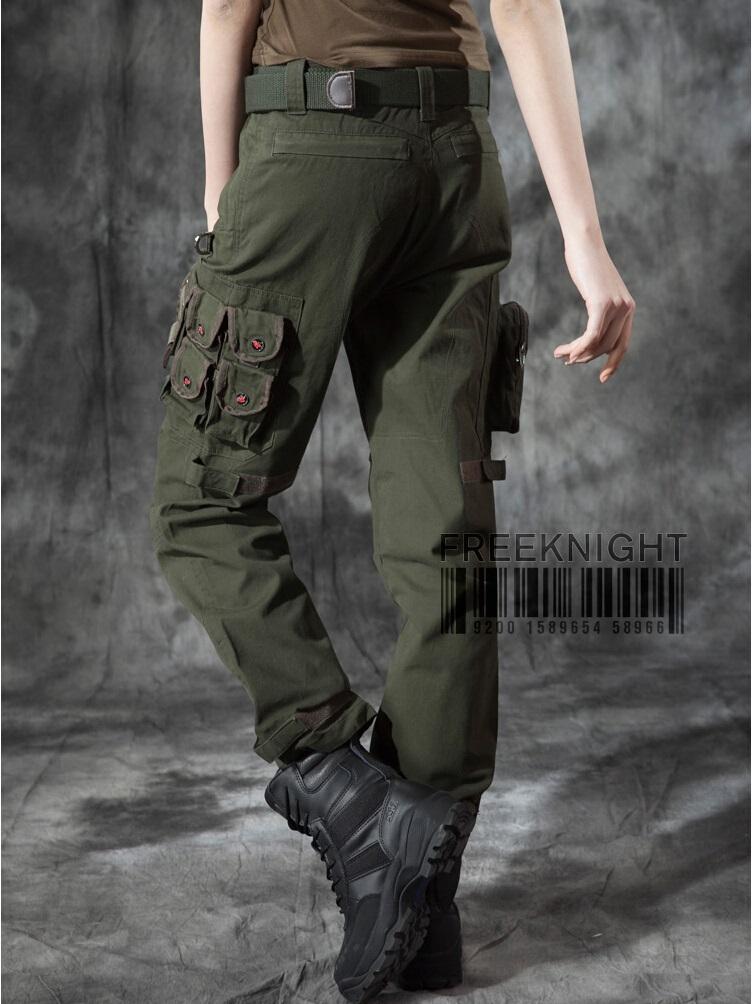 Брюки Женские Милитари Доставка