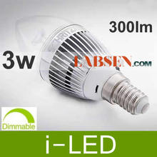 Buy 50p/lot Dimmable E12 E14 e27 3w 300lm led candle bulb lamp led light white warm white 85-265v 100000HRS CE ROHS UL cUL for $132.00 in AliExpress store