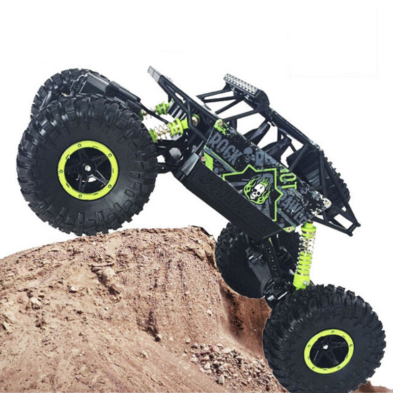 4WD Radio RC Car 2.4G 4CH Off-Road Car 4x4 Driving Car Carrinho De Controle Remoto Rc Drift Car High Speed Vehicle Hobby Toy(China (Mainland))
