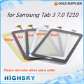 Replacement part screen for samsung galaxy tab 3 7 0 T210 touch digitizer glass with flex