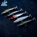 JIADIAONI1pcs lot 10cm 15g Minnow Fishing Lure Lot Fishing Lures Artificial Hard Fishing Bait Sinking Trout