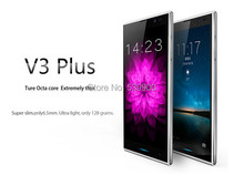 """Original Inew V3 Plus MT6592 Octa Core Mobile Phone 5.0"""" IPS Screen 2G RAM 16G ROM Android 4.4 13MP Camera NFC OTG In Stock"""