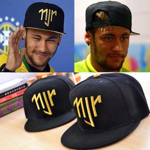 2014 Neymar NJR Baseball Caps, Adjustable Snapbacks Football Sport Chapeu Hats Men Women - Nancy Skullies&Beanies store