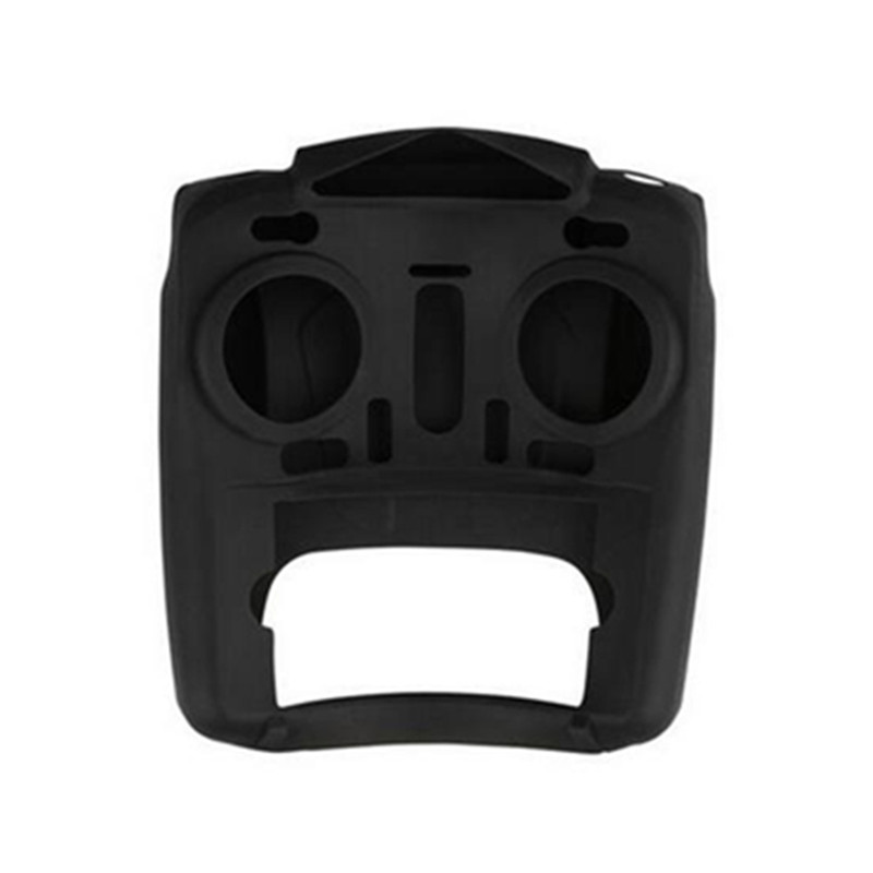 Hot YUNEEC Q500 RC Quadcopter Spare Parts Transmitter Protective Case Soft Silicone Cover For RC Camera Drone Accessories(China (Mainland))