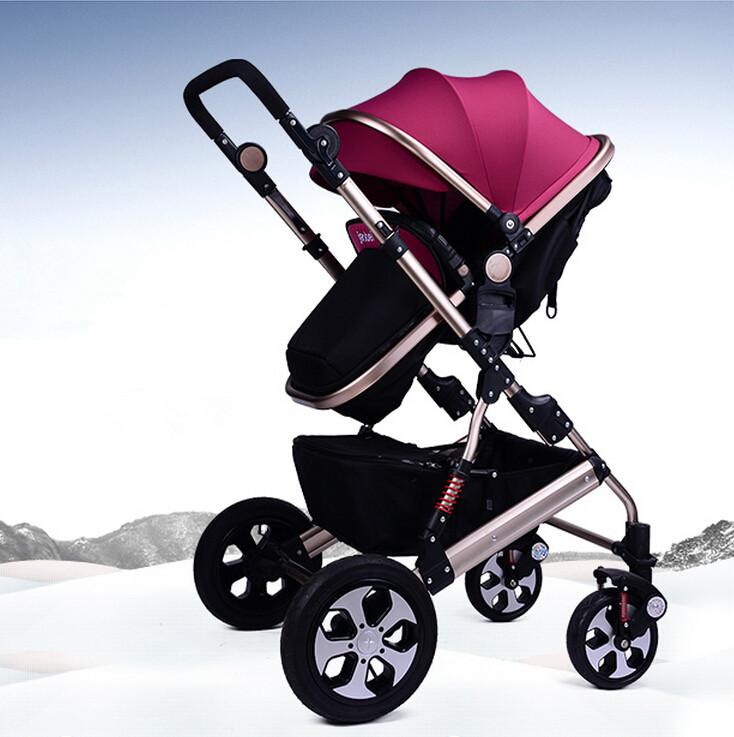 Newborn Baby Prams Promotion-Shop for Promotional Newborn Baby ...