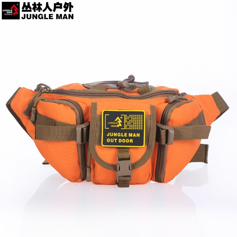 jungle men Outdoor portable military enthusiasts triangle waist bag cycling leisure Multifunctional Hunting Fishing waist bag<br><br>Aliexpress