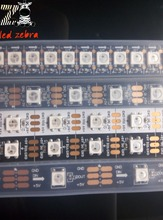 1m/4m/5m ws2812b ws2812 rgb led strip ,ws2812 individually addressable ic,black/white pcb waterproof ip30/ip65/ip67 dc 5v(China (Mainland))