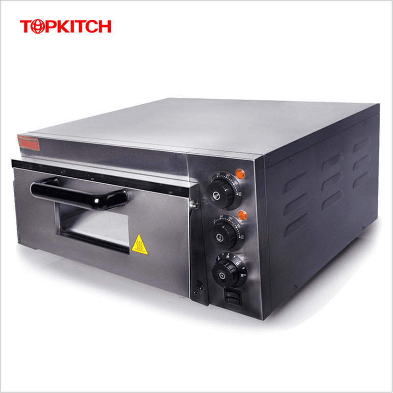 Commercial Stainless Steel Electric Pizza Baking Bakery Oven 220V 1.6KW With Timer For Making Bread Cake Pizza(China (Mainland))