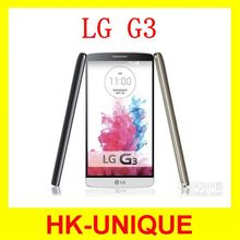 LG G3 andriod cellphone EU version D855 16GB/32GB GSM 3G&4G Quad-core RAM 2GB 5.5″ 13MP 16GB WIFI GPS free shipping