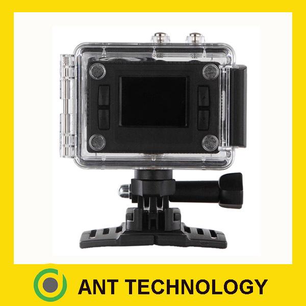 New Waterproof DV 1080P Full HD Action Sports Video Camera camera sport auchan(China (Mainland))