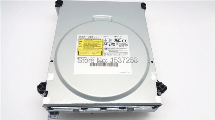 Game Repair Parts VAD6038 DVD-ROM Drive For Xbox 360 DVD Drive For XBOX 360 DVD ROM Accessories For Game Console Free Shipping(China (Mainland))