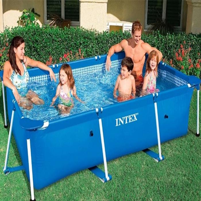 Achetez en gros piscine cadre en ligne des grossistes for Piscine portable