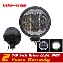 7″ / 9″ 60W LED Work Light