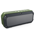COOC Wireless Stereo Bluetooth Outdoor Speakers with Dual 3W Drivers Long Playtime Dedicated Bass Port for